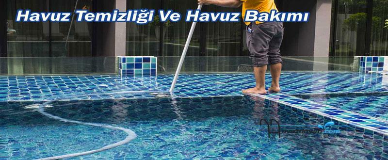 havuz temizlik
